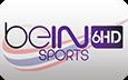 ดูบอลออนไลน์ ช่อง beIN Sports 6 HD (ช่องบีอินสปอตส์ เอชดี6)