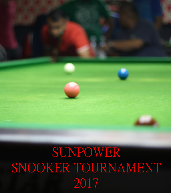Sunpower Snooker Tournament 2017