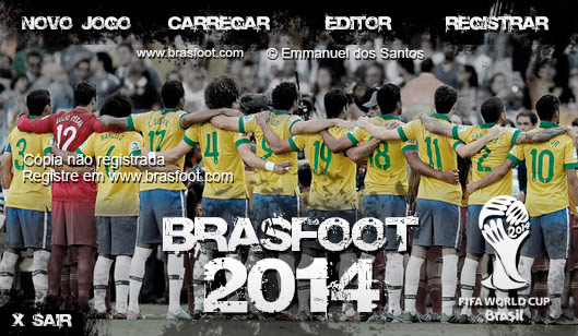 Brasfoot 2014 – Registrado
