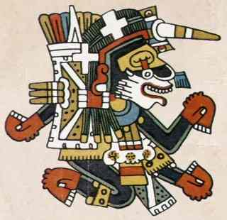 Xolotl, Gods And Goddesses 6