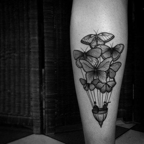 este_sonho_de_balo_de_ar_quente_tatuagem