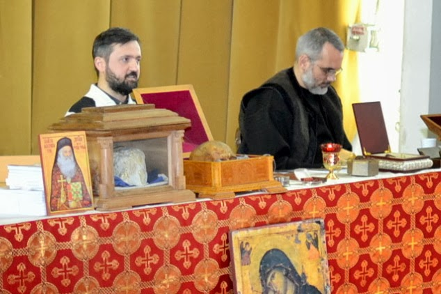 Avva Justin Parvu si Sfintii inchisorilor 163