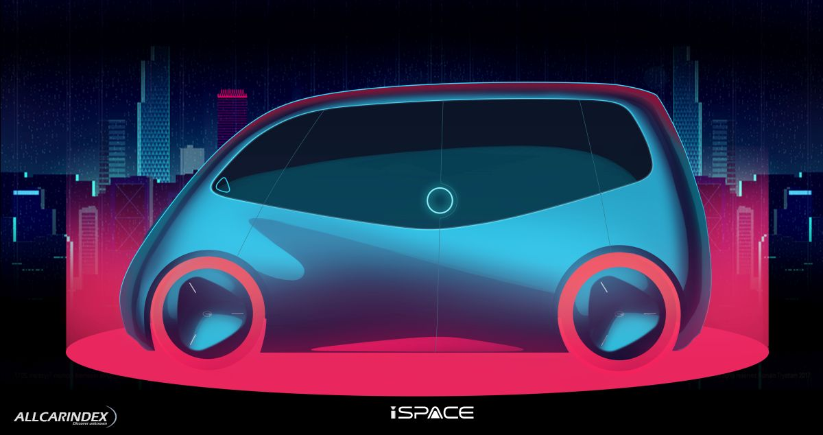 News Of Cars >> GAC - iSpace Concept / 广汽iSPACE概念车