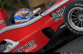 Chris Gilmour - Dallara F307-Mercedes