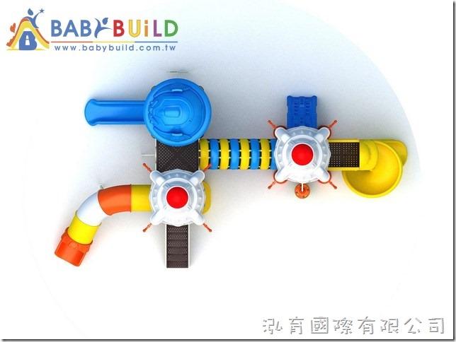 BabyBuild 戶外遊樂園建構