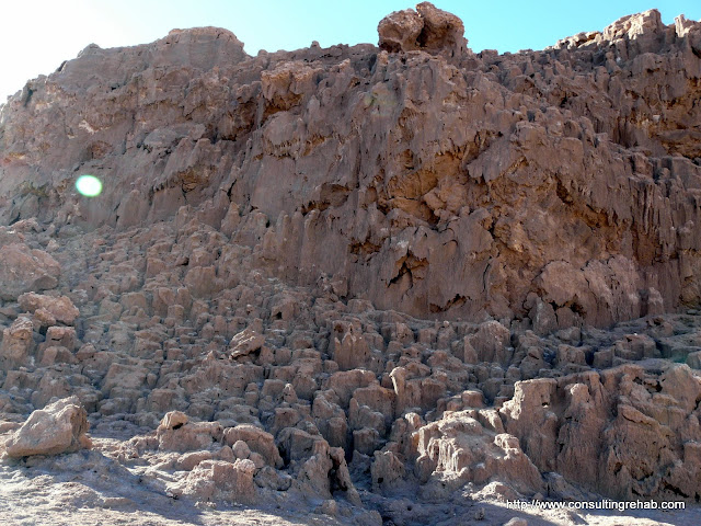 Weird desert