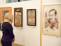 """10 PMG """"Hommage  á Esterházy János"""" festmény-, szobor –és grafikai gyűjteményének részlete.jpg"""