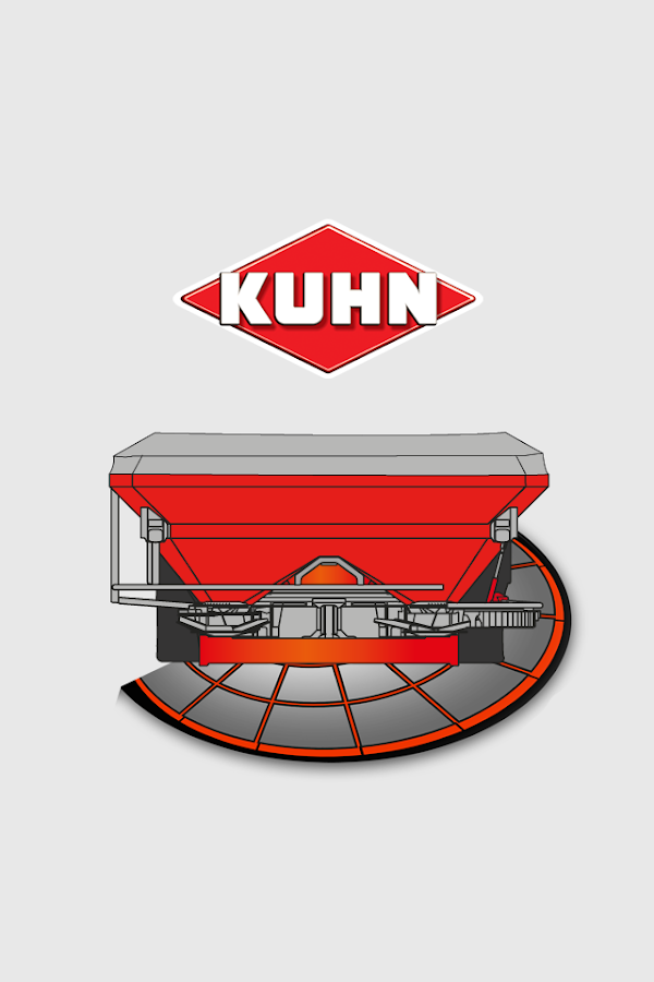 KUHN - SpreadSet: captura de pantalla