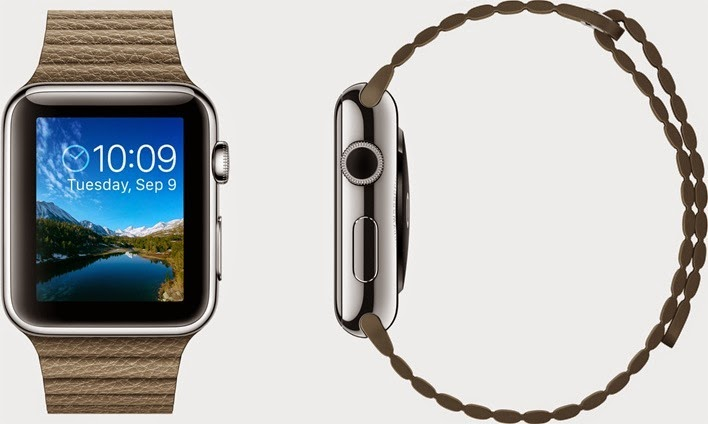 Apple Watch_lightbrown_leather