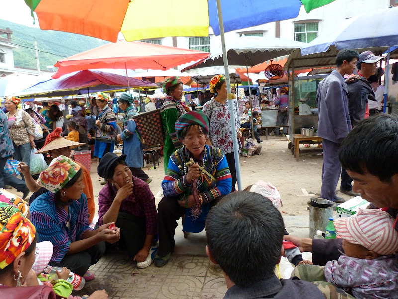 CHINE SICHUAN.XI CHANG ET MINORITE YI, à 1 heure de route de la ville - 1sichuan%2B934.JPG
