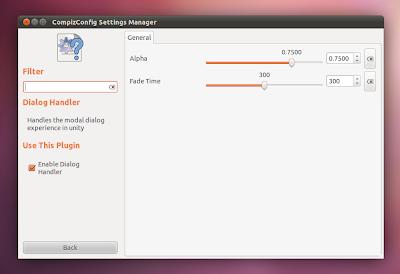 Ubuntu 11.10 modal dialogs ccsm