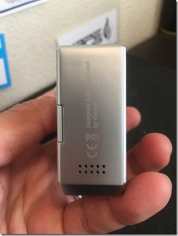 IMG 9046 thumb1 - 【爆速スタックMOD】VOOPOO DRAG with Gene chip(ブープー ドラッグ ウィズ ジェネ チップ)MOD【レビュー】~今まで使ったスタックのMODで一番すごいんじゃないかな~編~