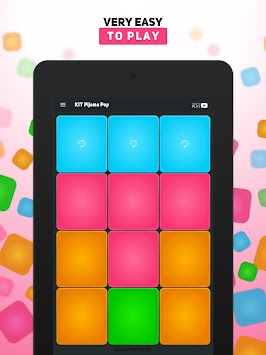SUPER PADS - Кліки APK screenshot thumbnail 9