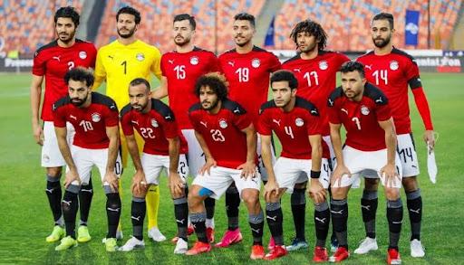 موعد مباراة مصر وانجولا في تصفيات كأس العالم 2022 والقنوات الناقلة