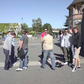30.05.2009 Aktive: Abschlussfahrt nach Trier