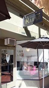 Marmo Deli & Bar, exterior