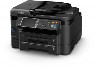 download Epson WorkForce WF-3640DTWF printer driver