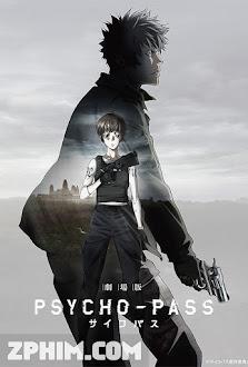 Hệ Số Phạm Tội - Psycho-Pass: The Movie (2015) Poster