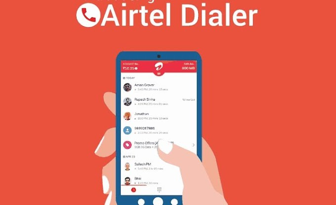 Airtel - Get Free 50 Minutes Calls From Airtel to Airtel