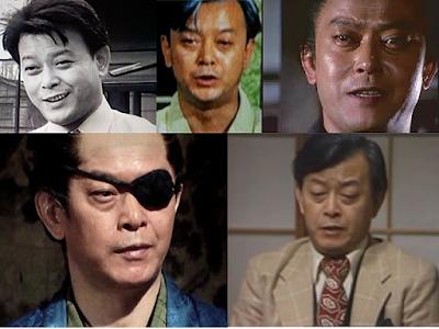 戸浦六宏は大島渚作品でお馴染み、鋭い目と深い隈の知性な名悪役