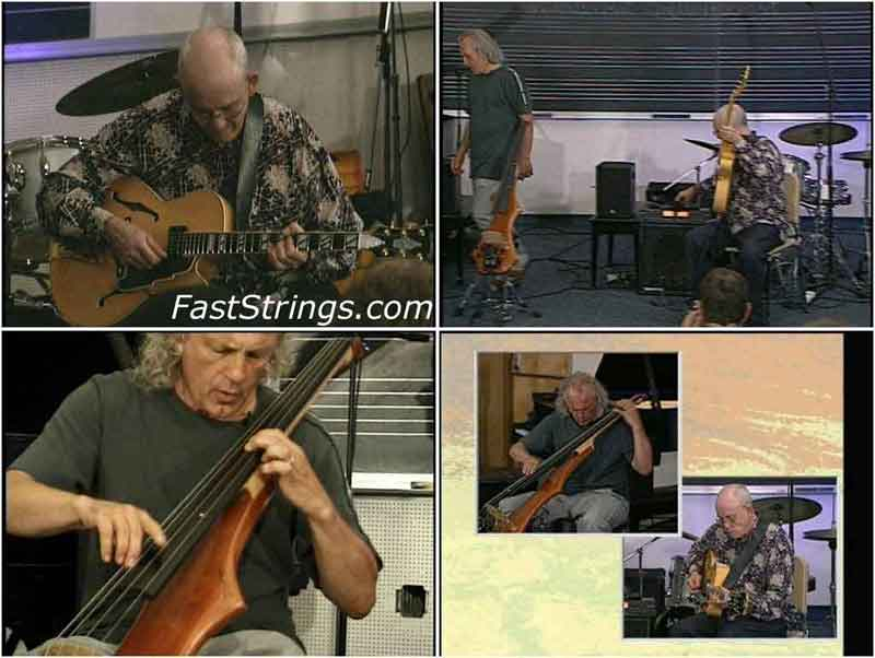 David Friesen & Jerry Hahn - Music Clinic/Jazz WorkShop