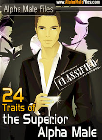 Cover of Steve Scott's Book 24 Traits Of The Superior Alpha Male