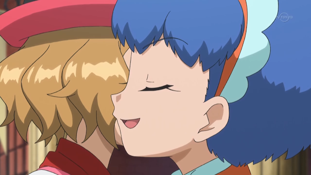 miette whispers to serena