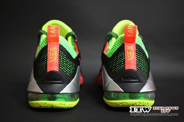 Release Reminder Nike LeBron 12 Low Remix