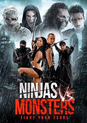 Ninjas vs Monster - Ninja đại chiến quái vật