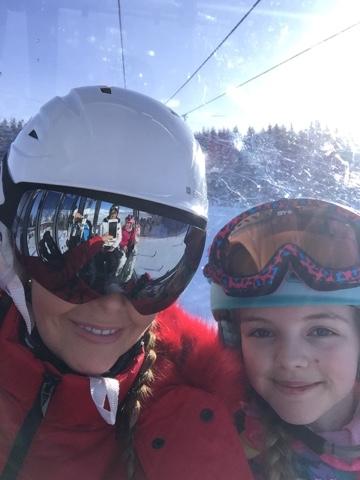 ski style hayley gallagher