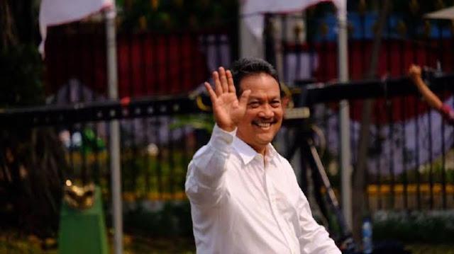"Profil Sakti Wahyu Trenggono, ""Raja Menara"" yang Bakal Jadi Wakil Prabowo"