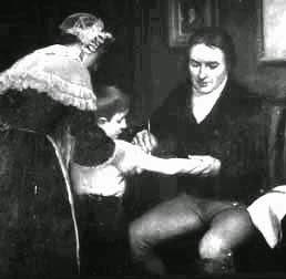 Edward Jenner vacunación viruela