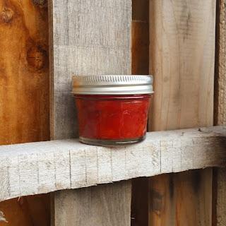Spiced Orange Plum Jam.
