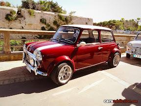 Red classic Mini