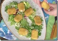 Paccheri fritti al finocchietto e acciughe