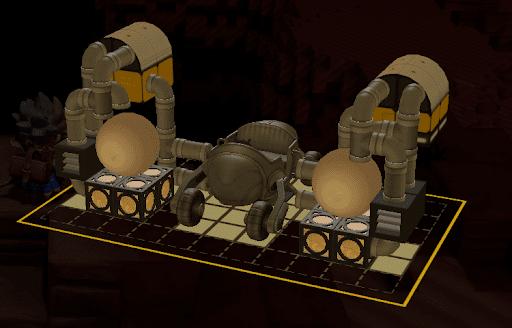ビルダーズ2「改造ガレージの設計図」
