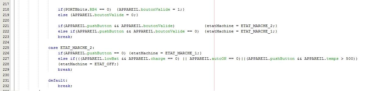 Coding Spincopter
