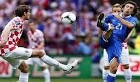 Video goles Italia Croacia [1 - 1] EURO 14 Junio C
