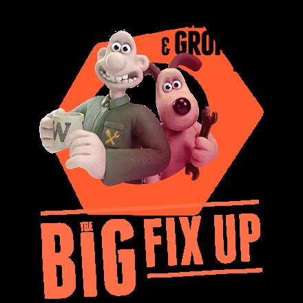 Wallace & Gromit: The Big Fix Up | Ein neues Augmented-Reality Spiel kommt im Herbst auf den Markt