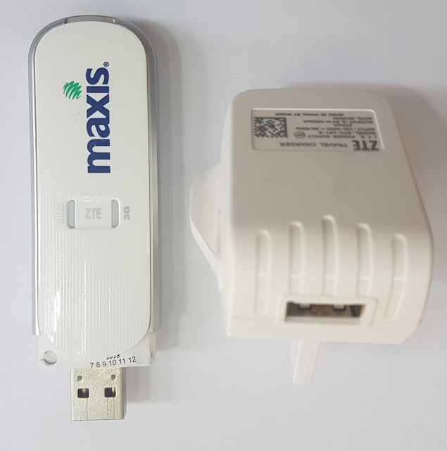 Maxis ZTE 3.75G HSPA+ HIGH SPEED SIM INTERNET DEVICE