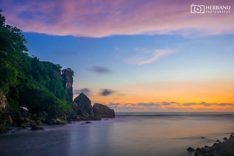 Sunset Pantai Ayah