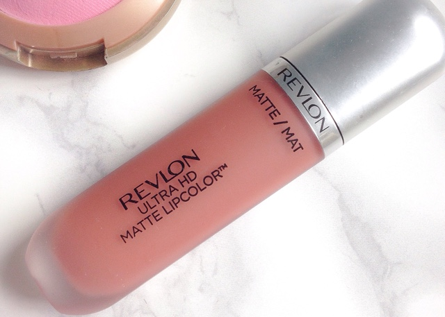 Revlon Ultra Matte Lipstick in Seduction