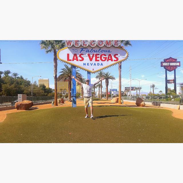 VIP krok upp Vegas