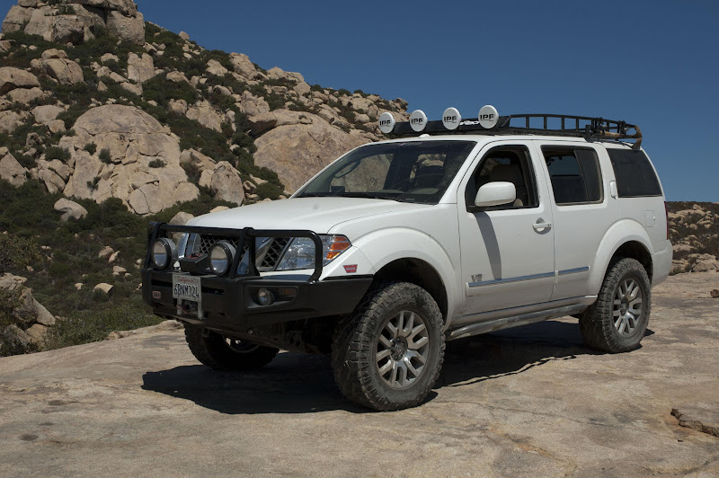 Nissan Pathfinder Overland >> Xterra Vs Pathfinder Why Isn T The R51 More Popular As An Expo Rig