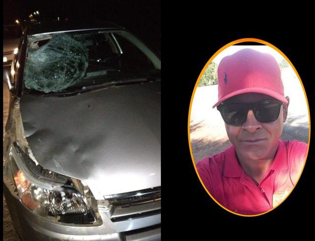Ciclista morre ao ser atropelado por carro na BR 324, em Ourolândia-BA.