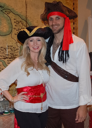 Here are some of our favorite details  sc 1 st  Maune Legacy & Pirate Nerf Gun Birthday Party | MAUNE LEGACY