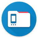 File Manager for USB OTG Root Cloud FTP Android TV icon