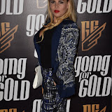 OIC - ENTSIMAGES.COM - Lady Nadia Essex at the  Going for Gold magazine launch party in London 19th January 2015 Photo Mobis Photos/OIC 0203 174 1069