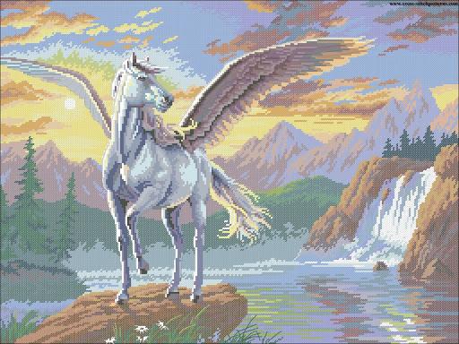 Enchanting Pegasus chart