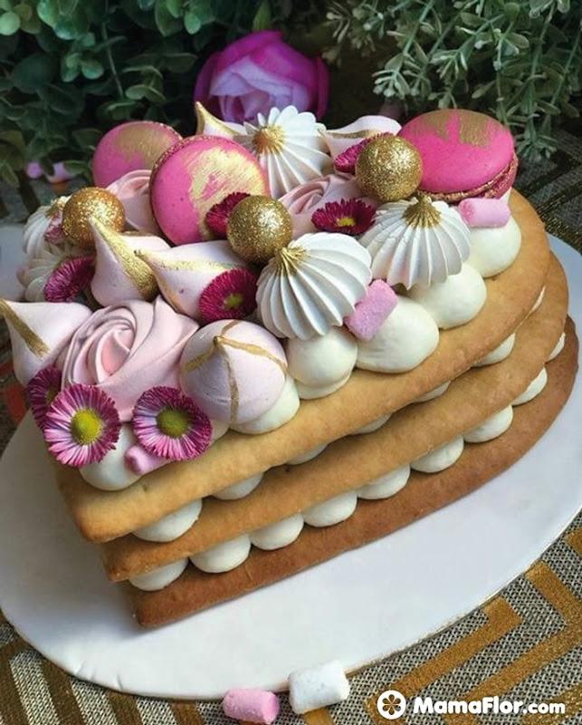 tortas con números 14